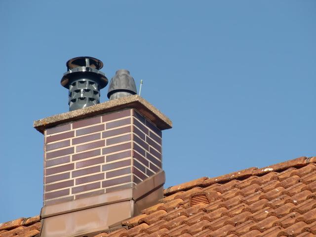 napoleonhut für schornstein